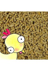 Modesto Milling Finisher Poultry Pellets