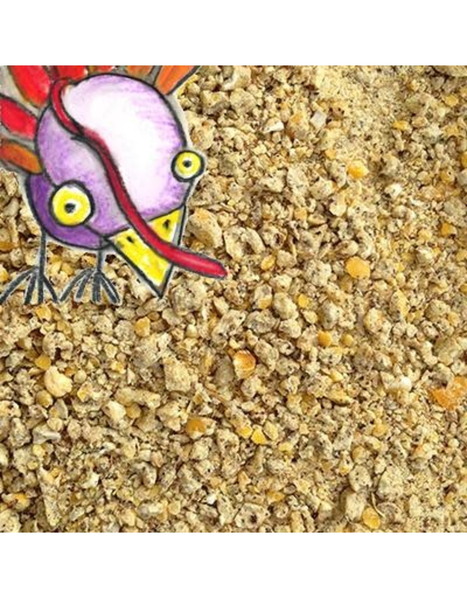 Modesto Milling Game Bird Starter Crumble