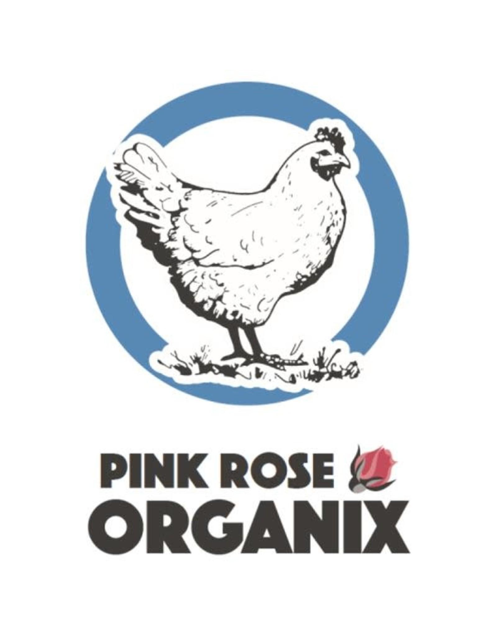 Pink Rose Organix Chick Starter
