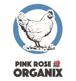 Pink Rose Organix Pink Rose Soy/Corn Free Layer Pellets