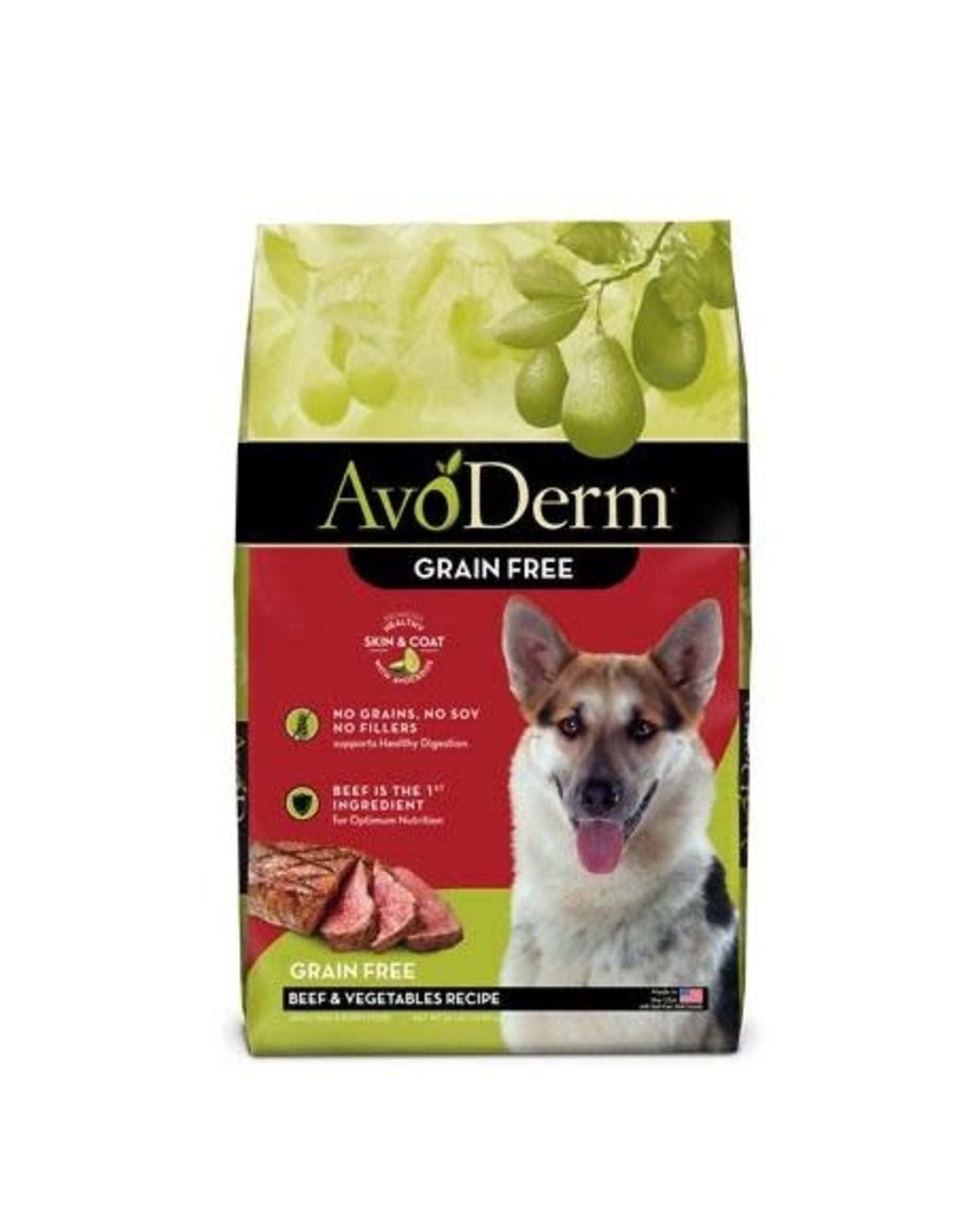 AvoDerm Grain Free Dry Dog Food