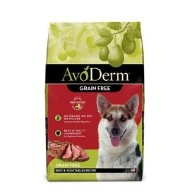 AvoDerm AvoDerm Grain Free Dry Dog Food