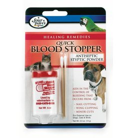 Four Paws VBS Antiseptic Quick Blood Stopper Powder .5oz
