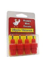 Happy Hen Nipple Waterers