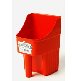 Little Giant Little Giant Plastic Feed Scoop 3qt