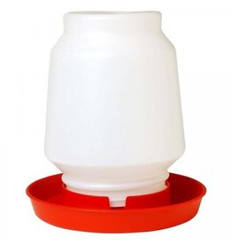 Little Giant Little Giant Plastic Poultry Fount Complete Waterer - 1 gal