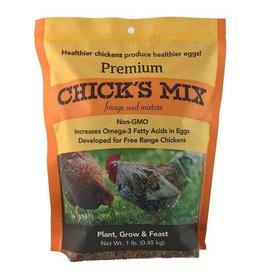 Barenbrug Premium Chicks Mix 1 lb Fodder
