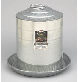 Little Giant Double Wall Galvanized Waterer