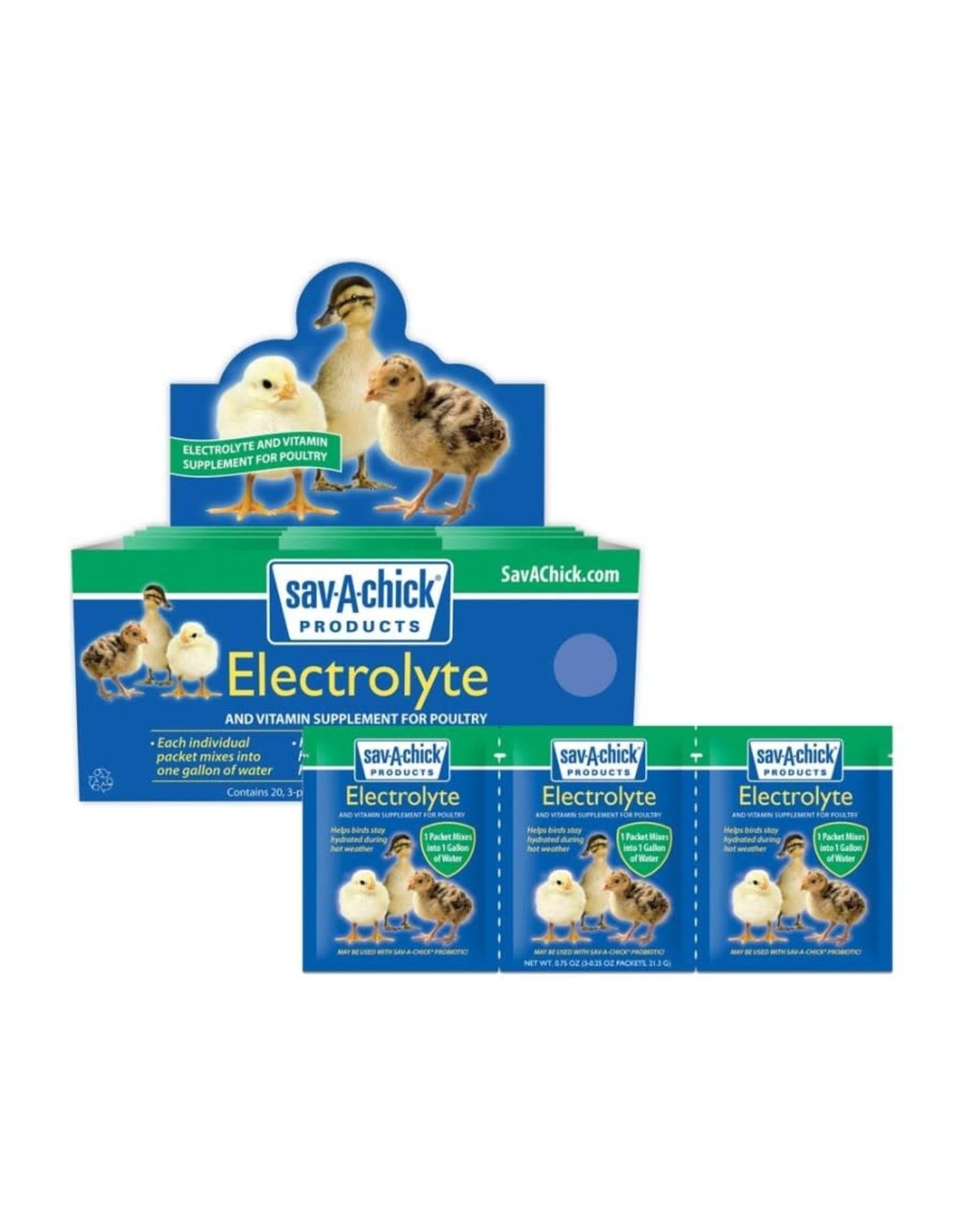 Save-a-Chick Poultry Supplements