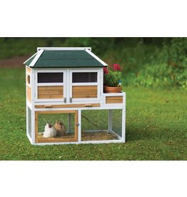 Prevue Pet Products Small Chicken Coop with Herb Planter