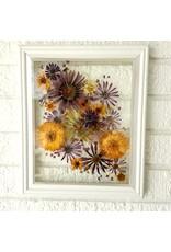 Christina Martin Art Resin Art Floating Flowers