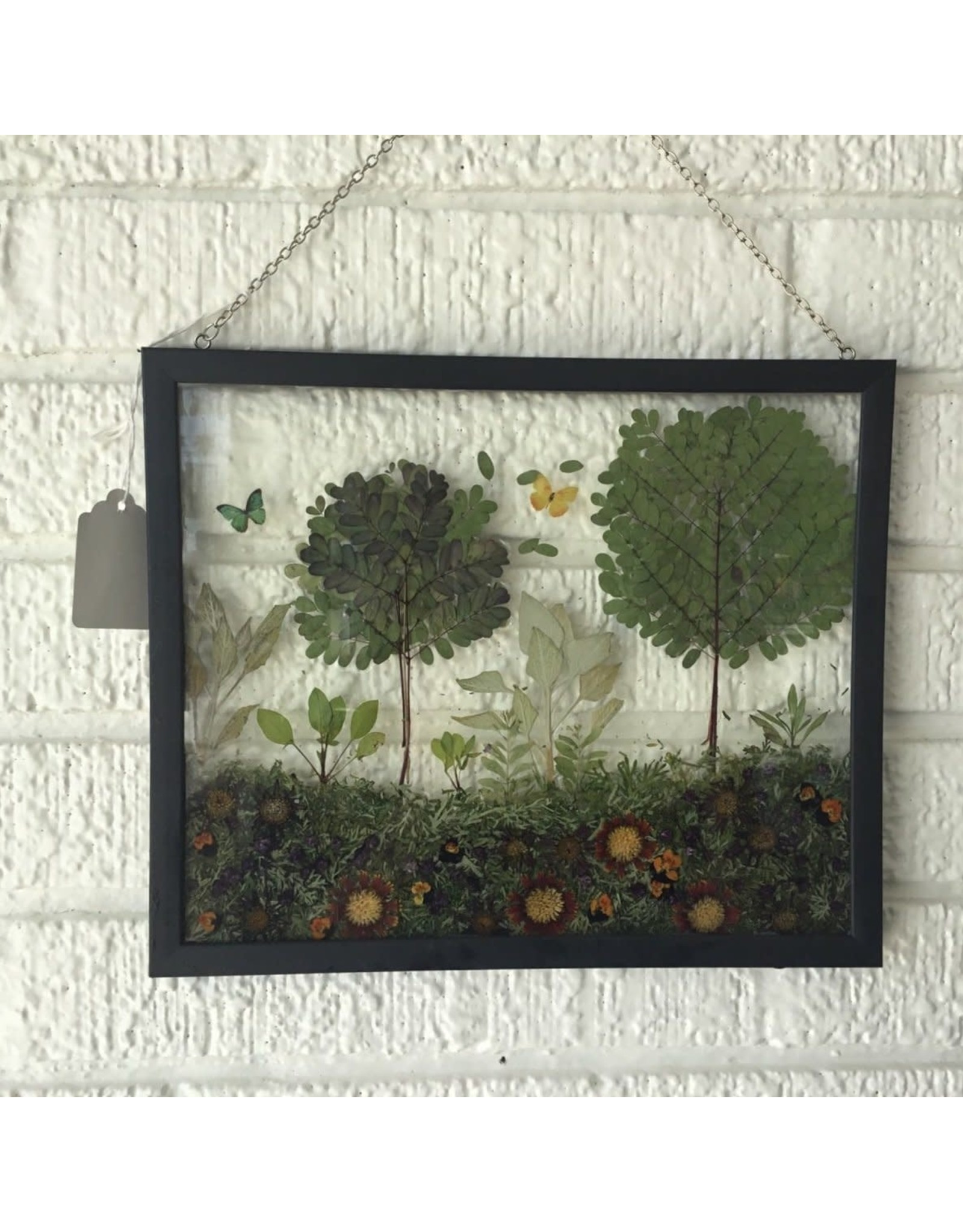 Christina Martin Art Resin Art Hanging Landscape
