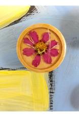 Christina Martin Art Resin Art Flower Magnets
