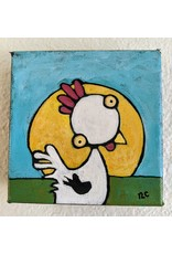 Inspire Farms Inspire Farms Original Art - Little One In The Sun