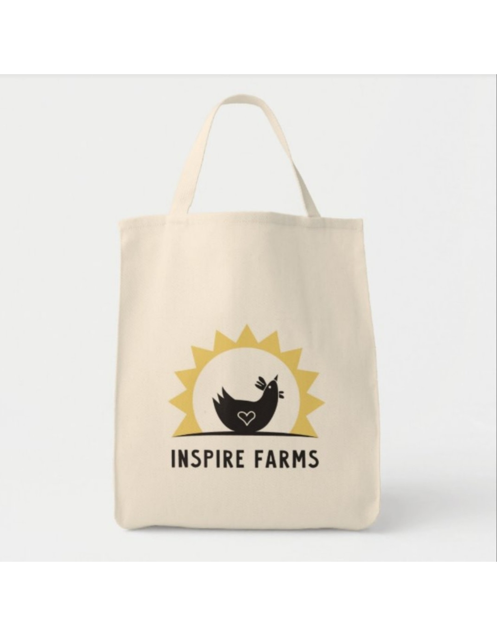 Inspire Farms Inspire Farms Grocery Tote Bag