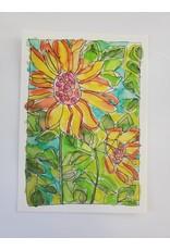 Inspire Farms Sunflower Postcard