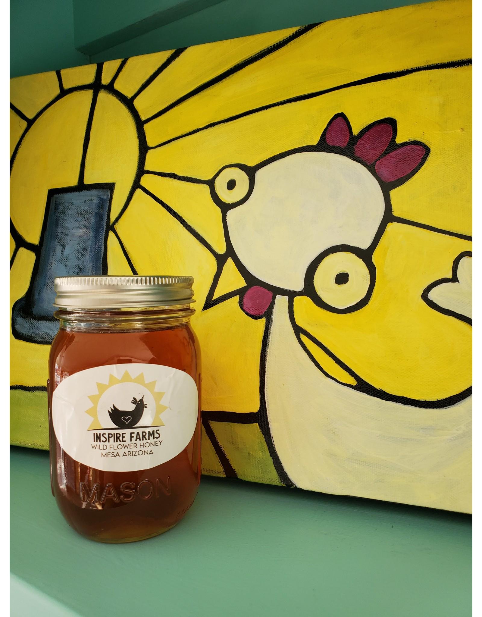 Inspire Farms Wild Honey