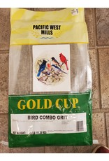Gold Cup Grit Mineral  Mineral 25lb