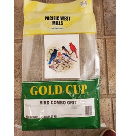 Gold Cup Mineral Grit 25lb