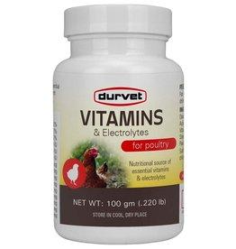Durvet Durvet Vitamins & Electrolytes