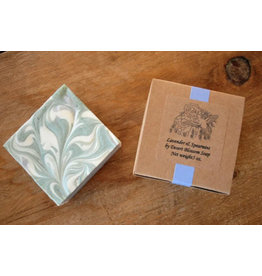 Desert Blossom Soap Lavender and Spearmint Soap