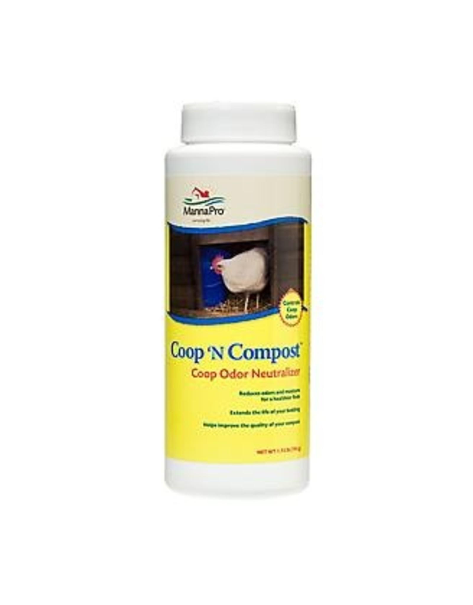 Manna Pro Manna Pro Coop & Compost