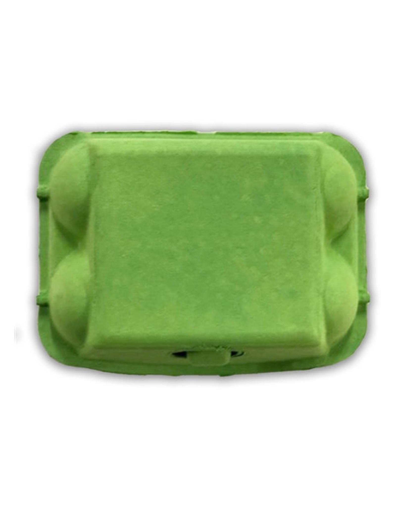 Inspire Farms 6-Egg Green Paper Cartons