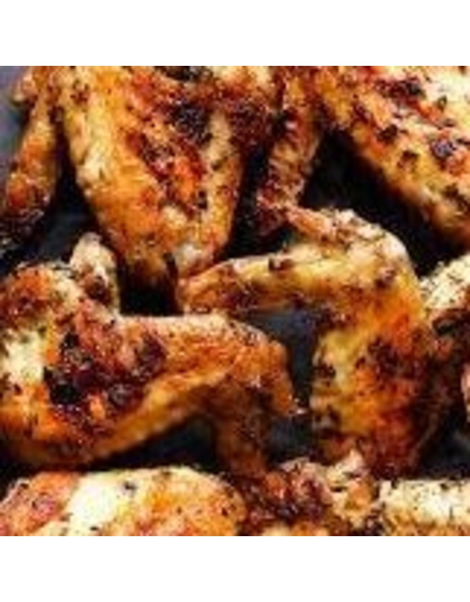 Black Ranch Soy Free Corn Free Organic Fed Chicken Wings 2.7l