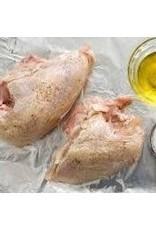 Black Ranch Soy Free Corn Free Organic Fed Boneless Chicken Breast 2.4lb