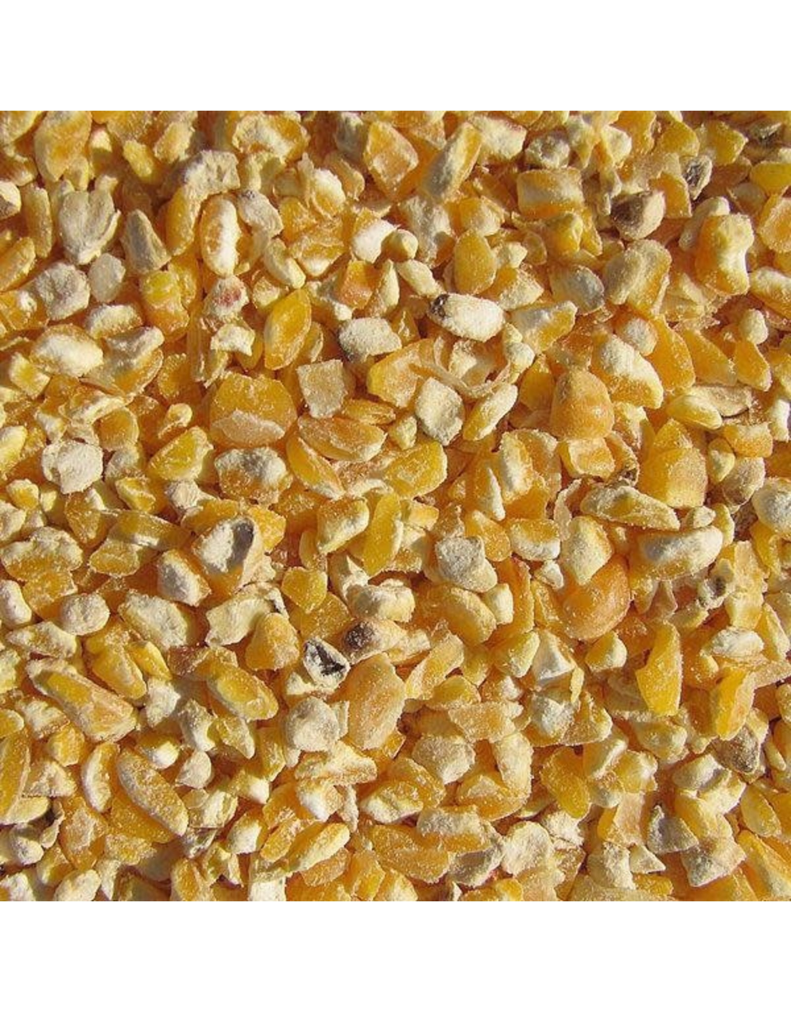 Modesto Milling Organic Cracked Corn