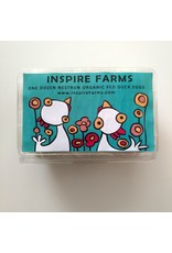Inspire Farms Organic Fed Duck Eggs