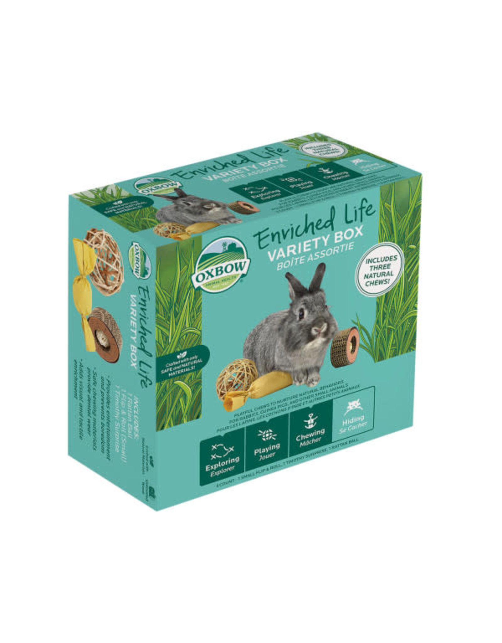 Oxbow Oxbow Enriched Life Combo Box