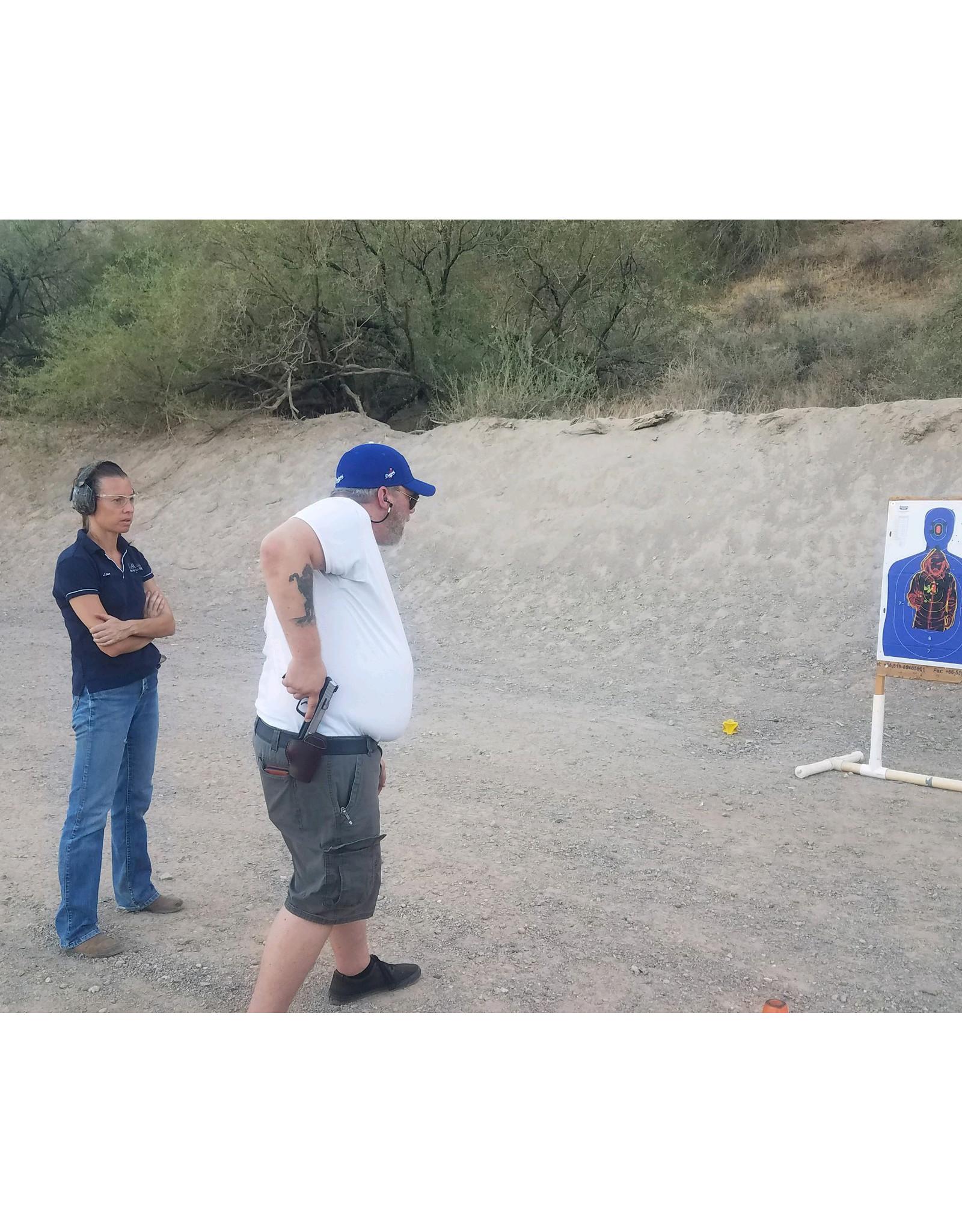 Mental Marksmanship AZ Concealed Carry  -  CCW