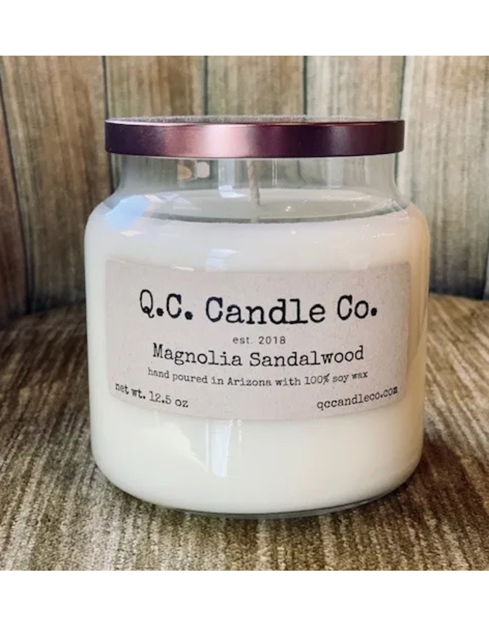 Q. C. Candle Co. Q. C. Candle Co.
