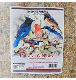 Inspire Farms Wild Bird Seed 40lb