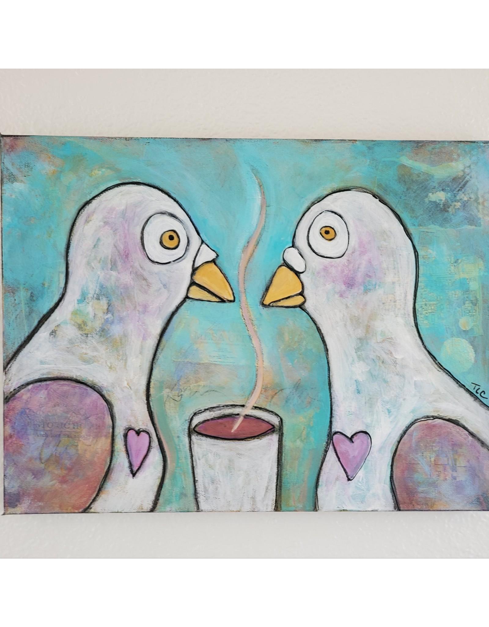 Inspire Farms Original Art Meet Me in Mesa - Tiffiny Liley