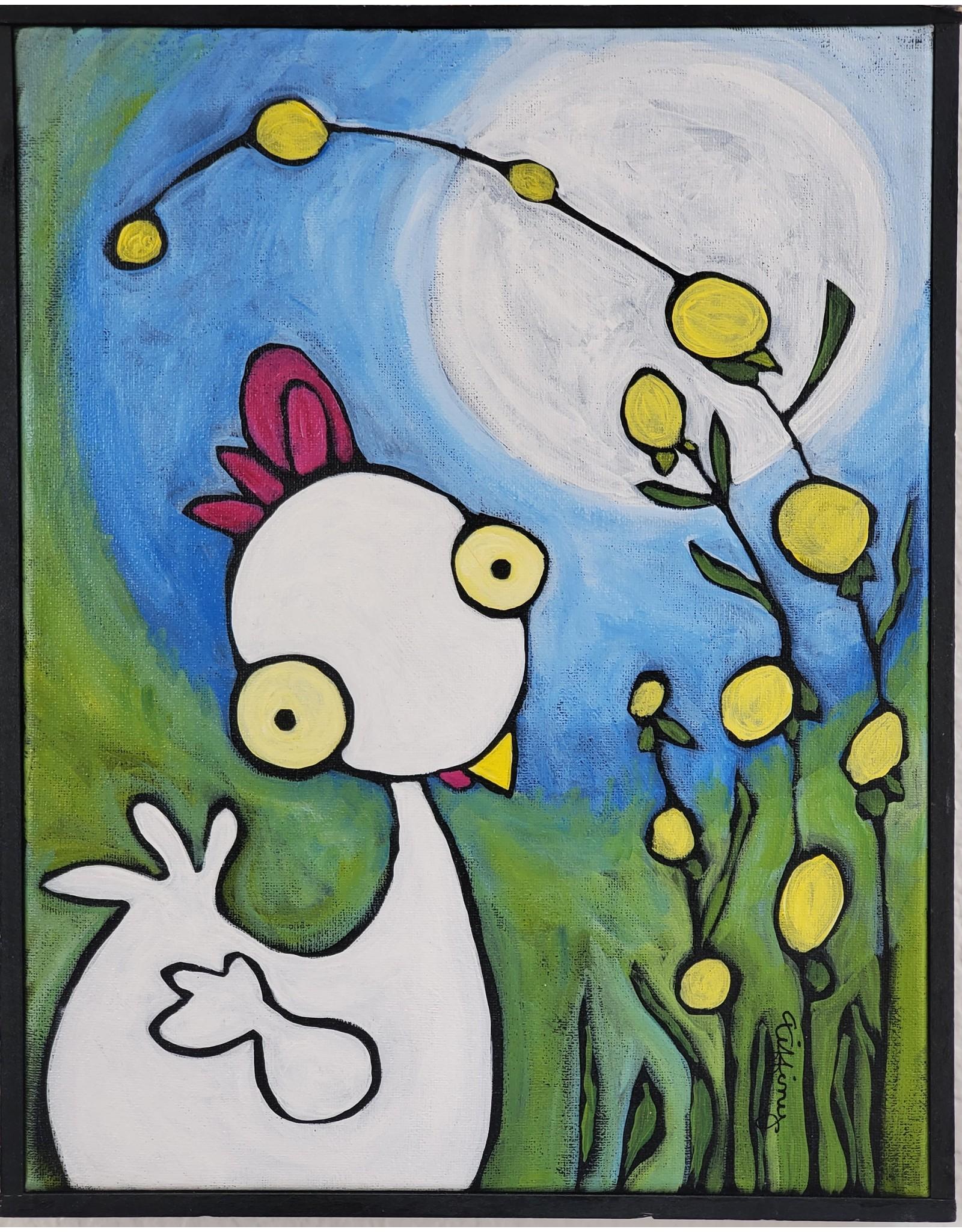 Inspire Farms Original Art, Moondust - Tiffiny Lilley