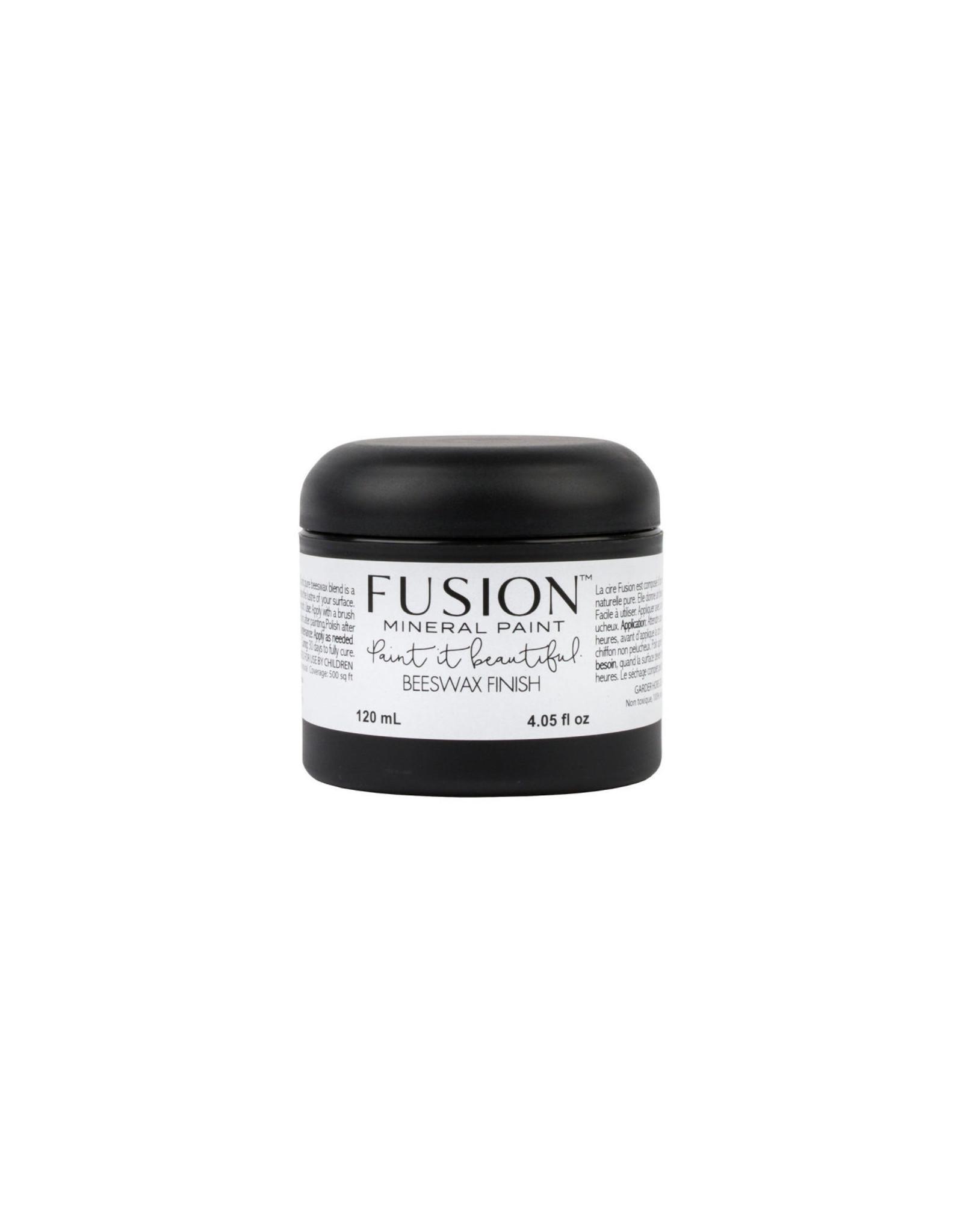 Fusion Mineral Paint Beeswax/Hemp Finish 120ml