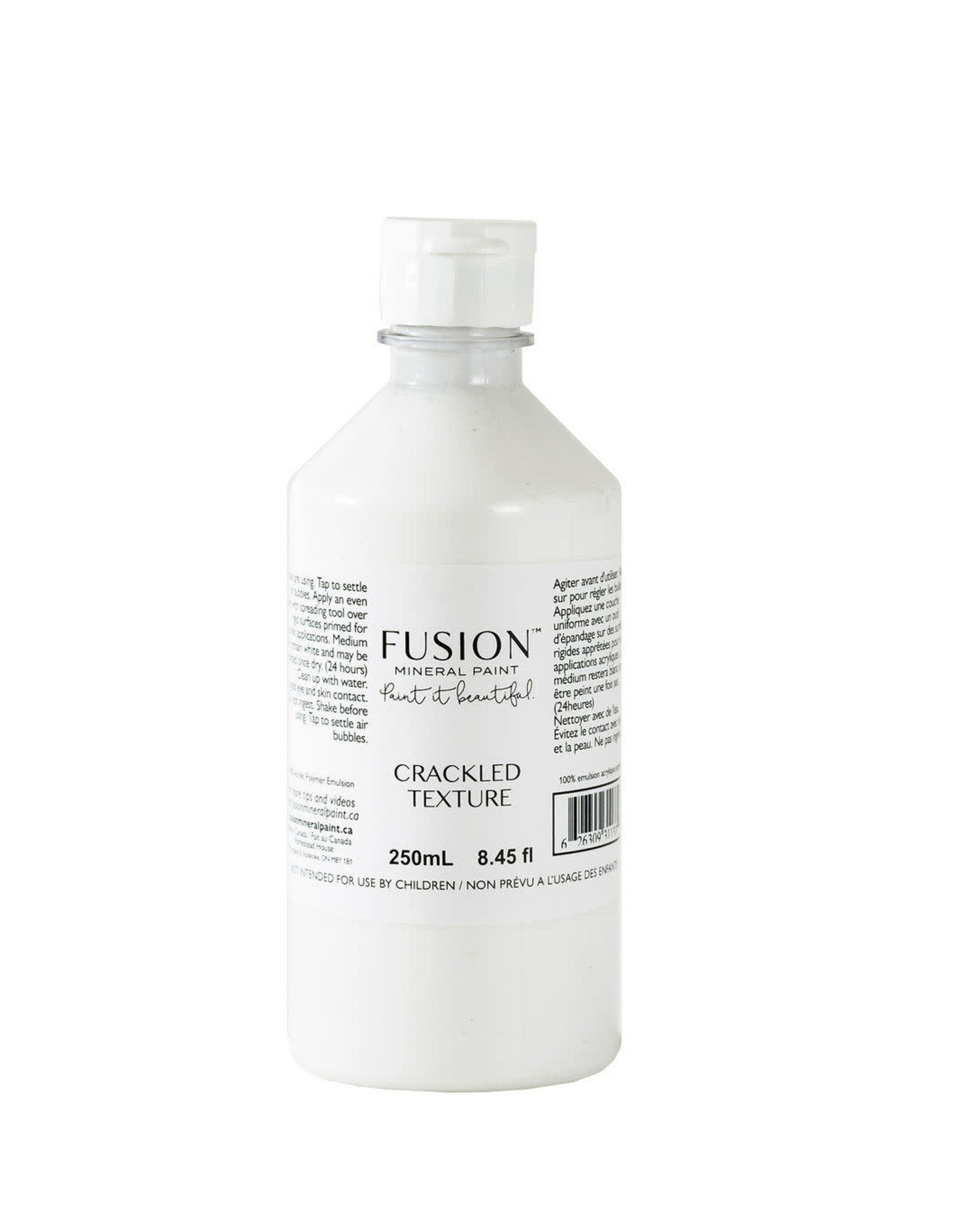 Fusion Mineral Paint Crackled Texture 250ml
