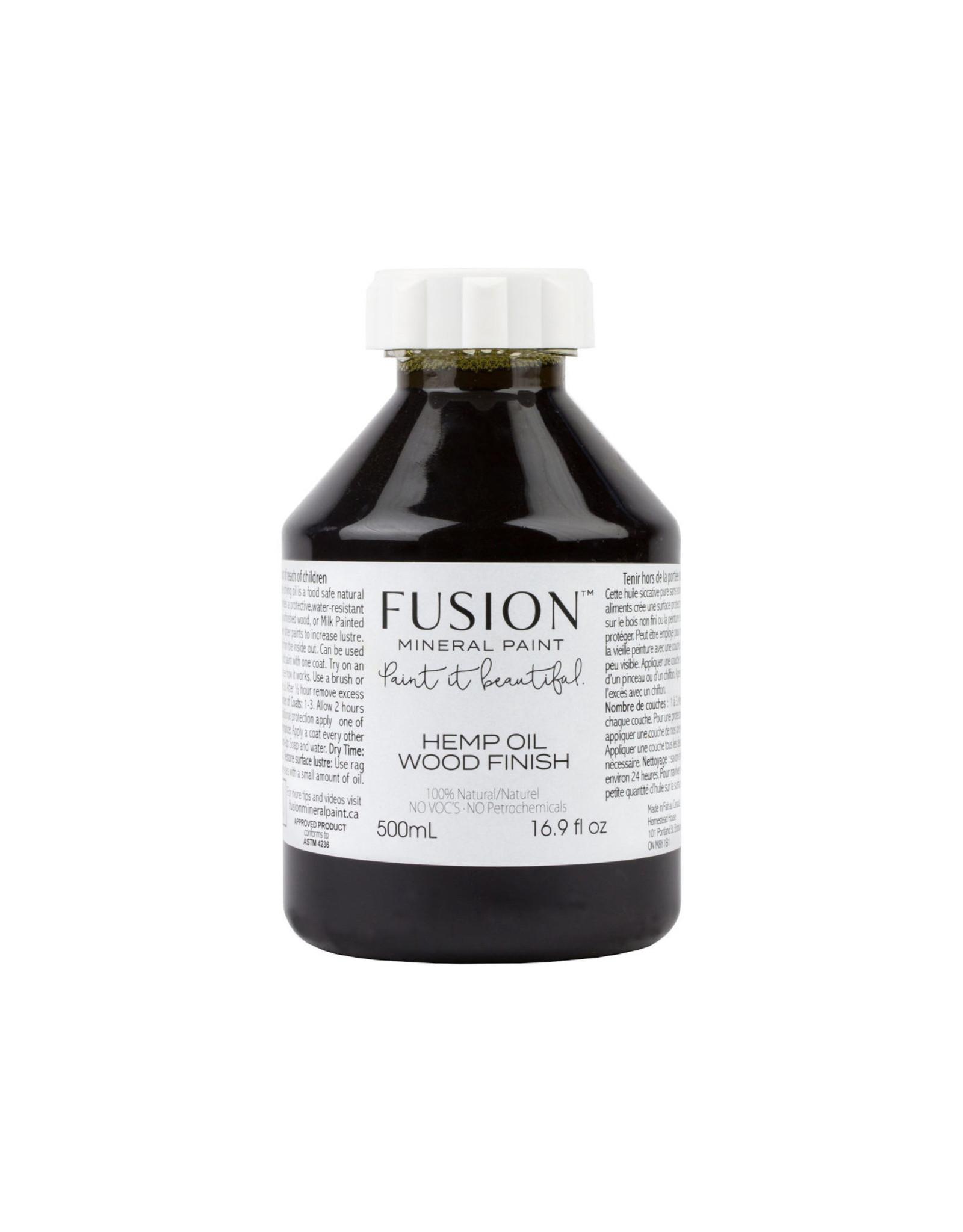 Fusion Mineral Paint Hemp Oil 500ml