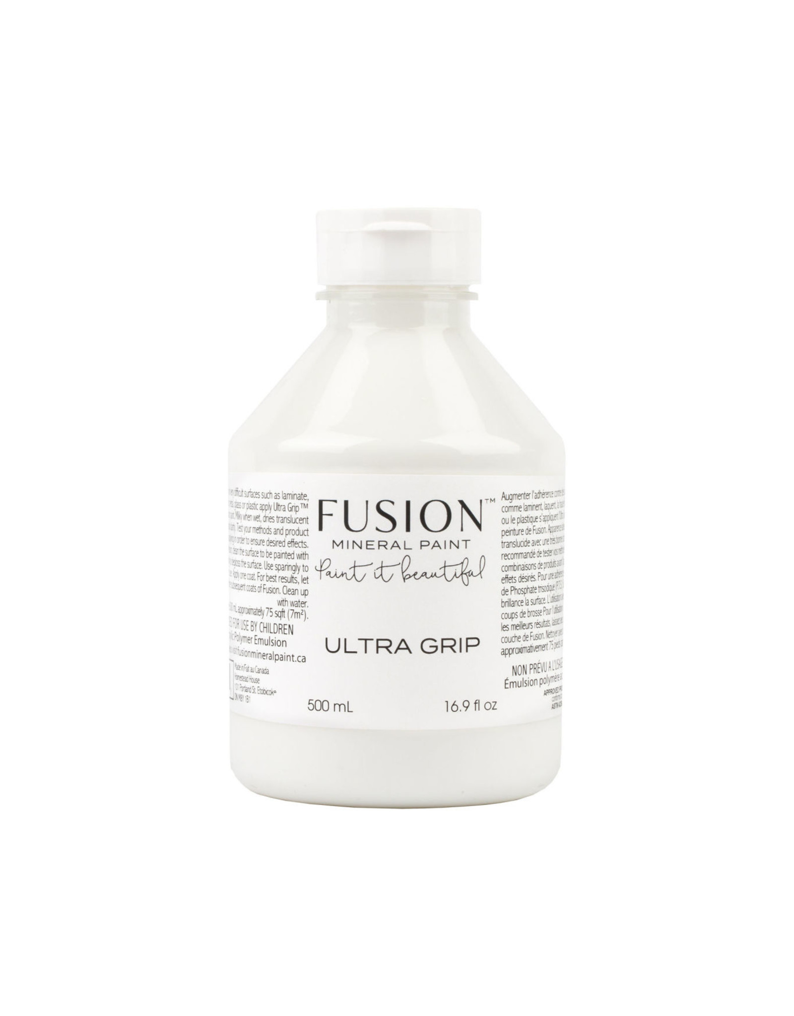 Fusion Mineral Paint Ultra Grip 500ml