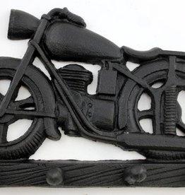 Cast Iron Motorcycle Keyrack