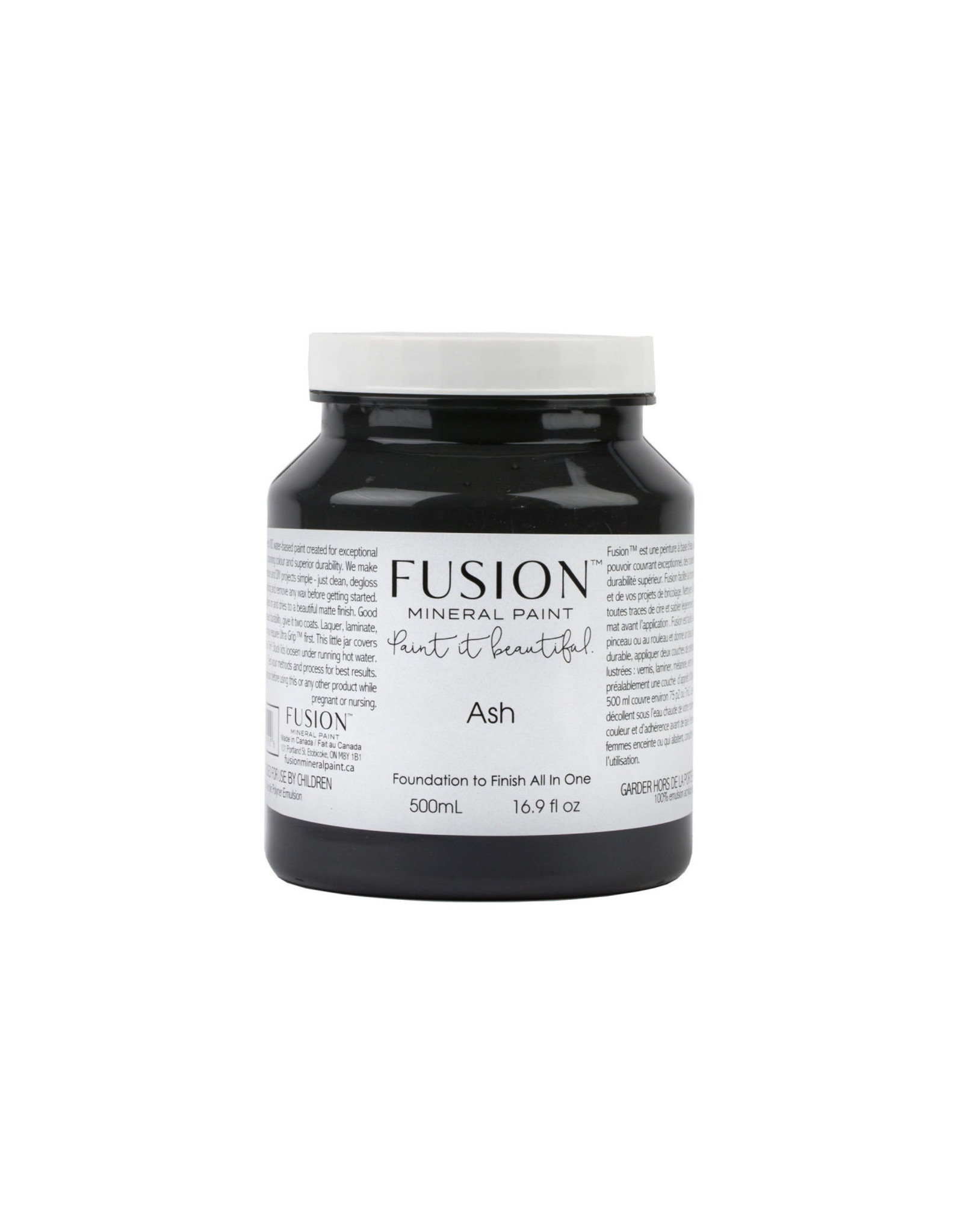 Fusion Mineral Paint Fusion Mineral Paint - Ash 500ml
