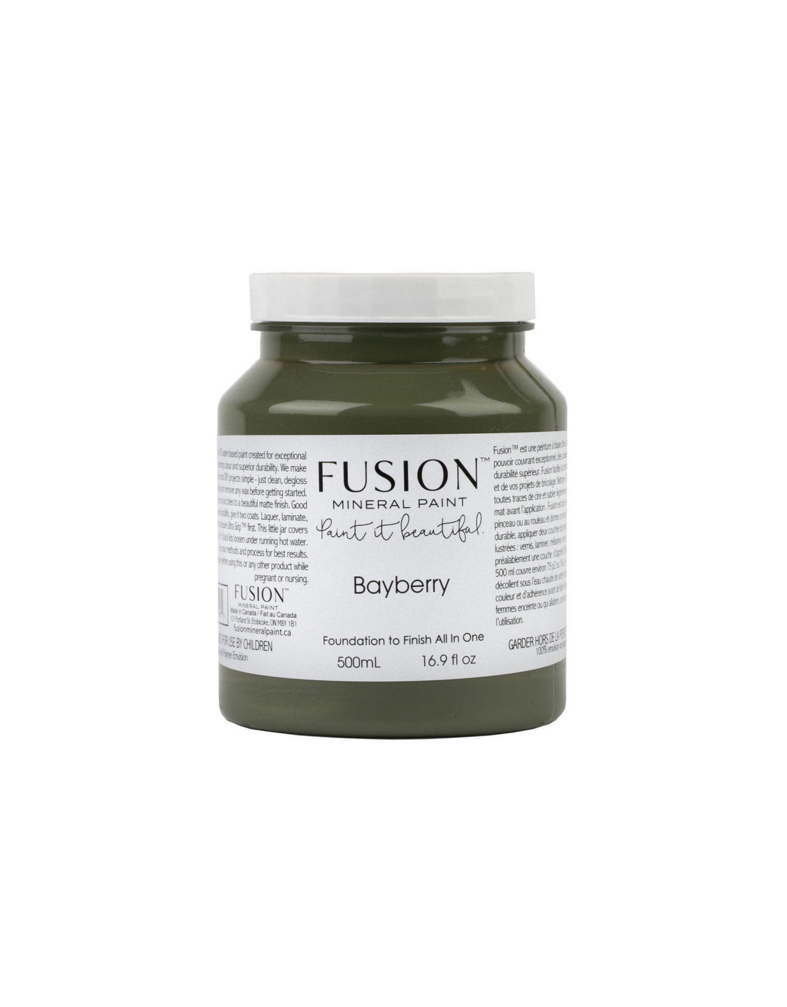 Fusion Mineral Paint Fusion Mineral Paint - Bayberry 500ml