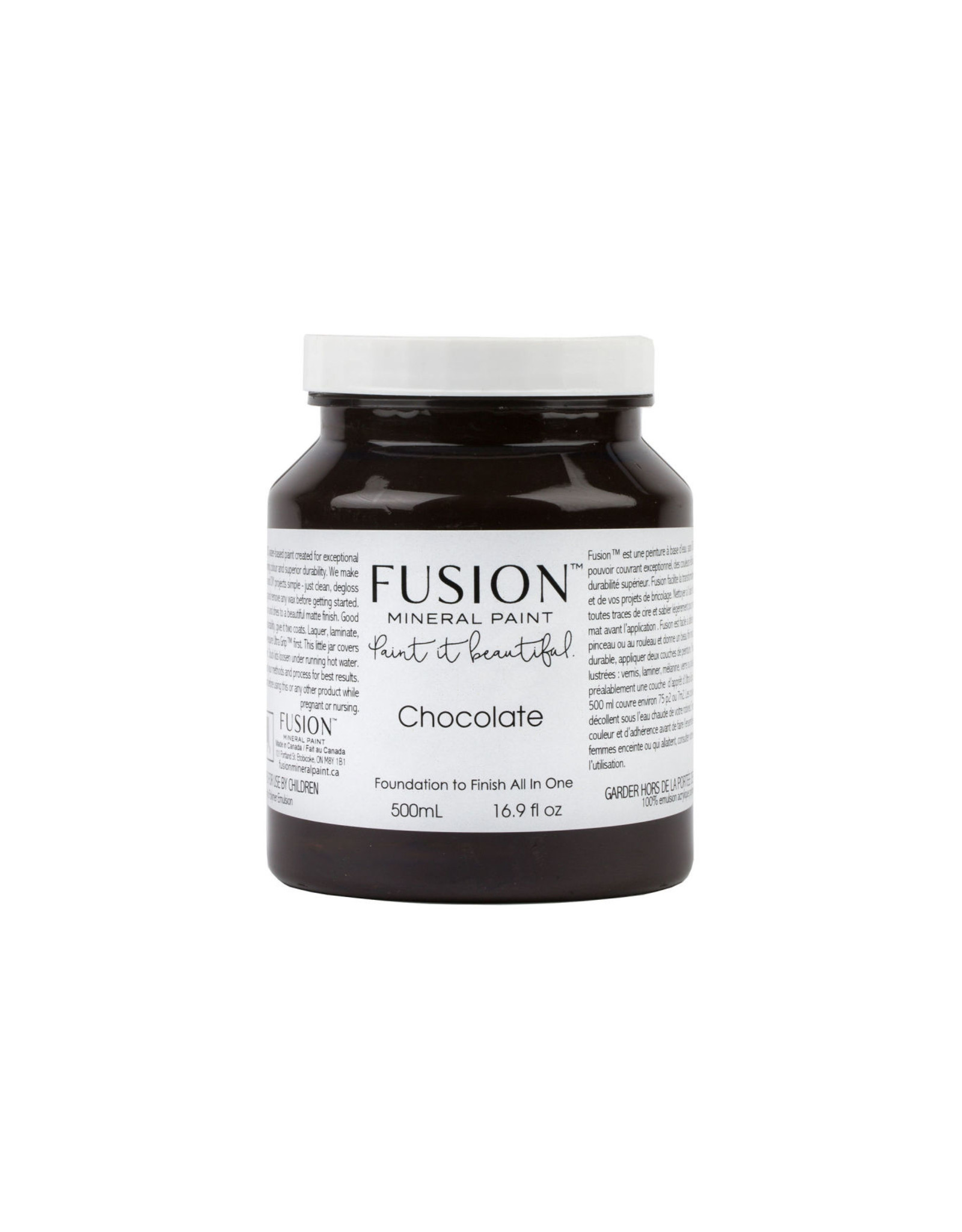 Fusion Mineral Paint Fusion Mineral Paint - Chocolate 500ml