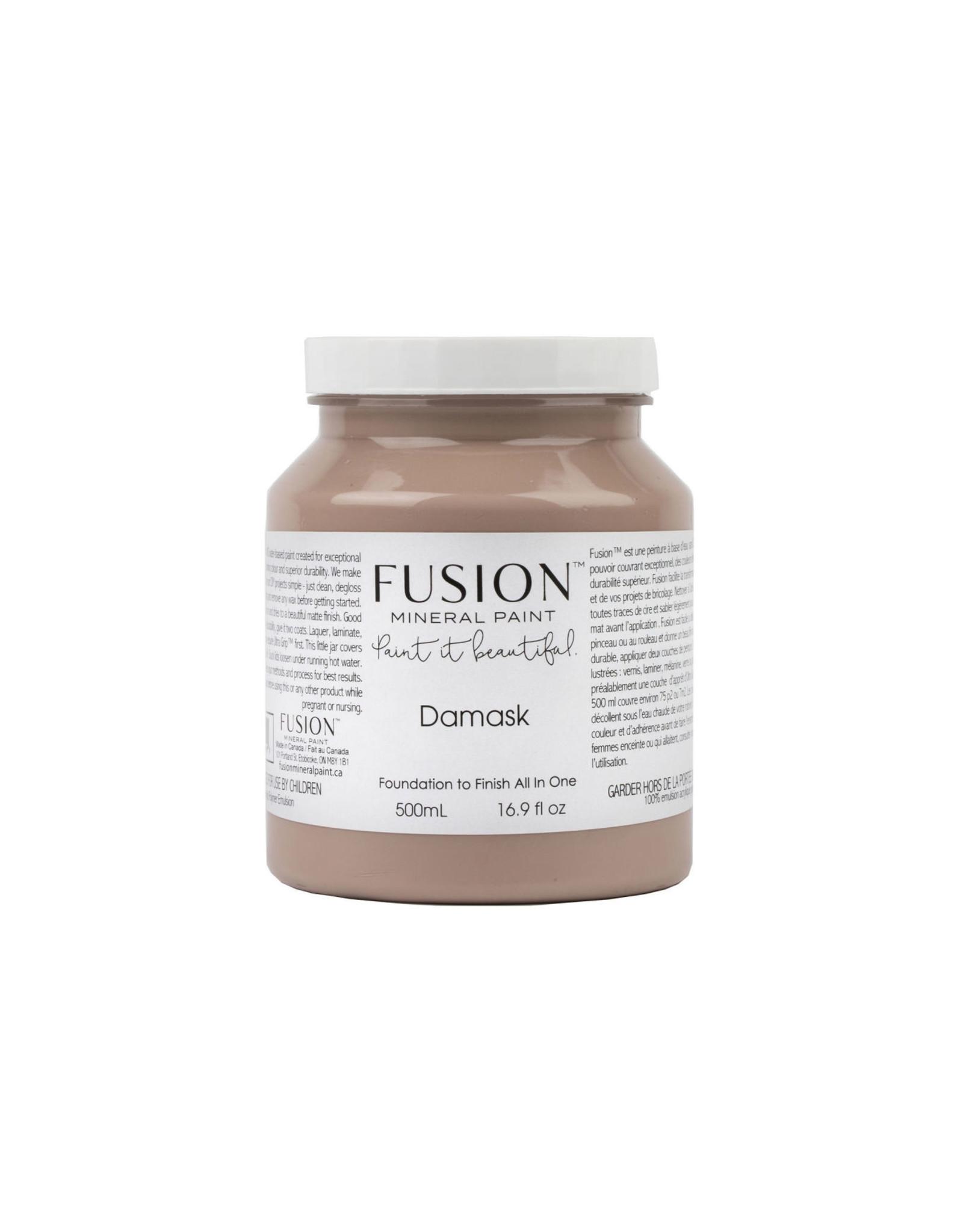 Fusion Mineral Paint Fusion Mineral Paint - Damask 500ml