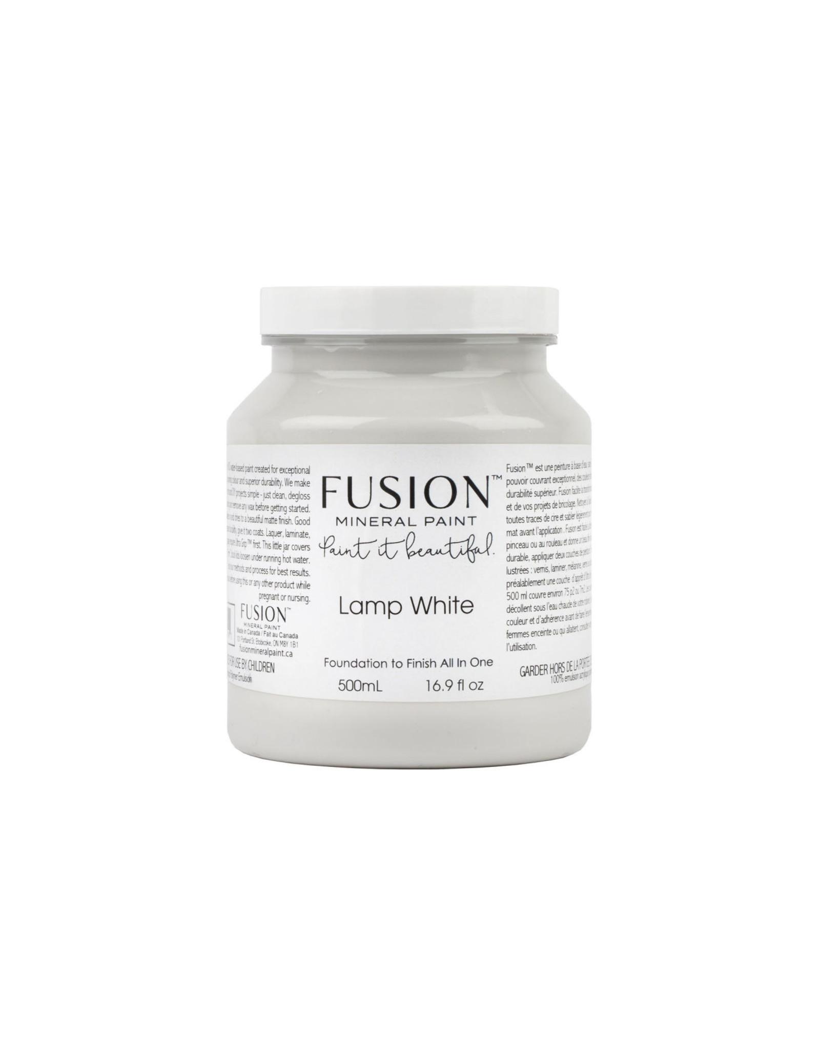Fusion Mineral Paint Fusion Mineral Paint - Lamp White 500ml