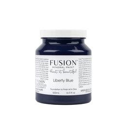 Fusion Mineral Paint Fusion Mineral Paint - Liberty Blue 500ml