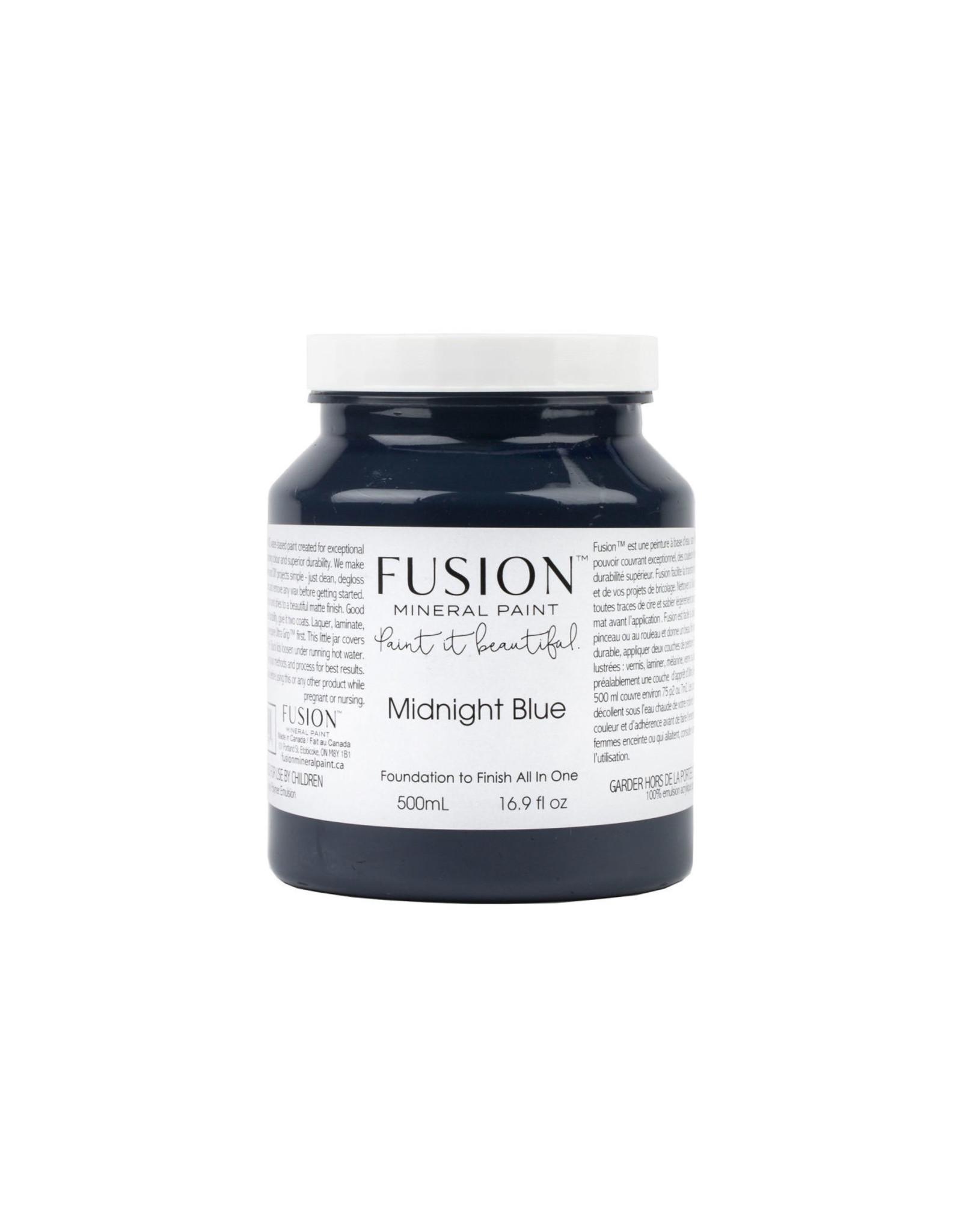 Fusion Mineral Paint Fusion Mineral Paint - Midnight Blue 500ml