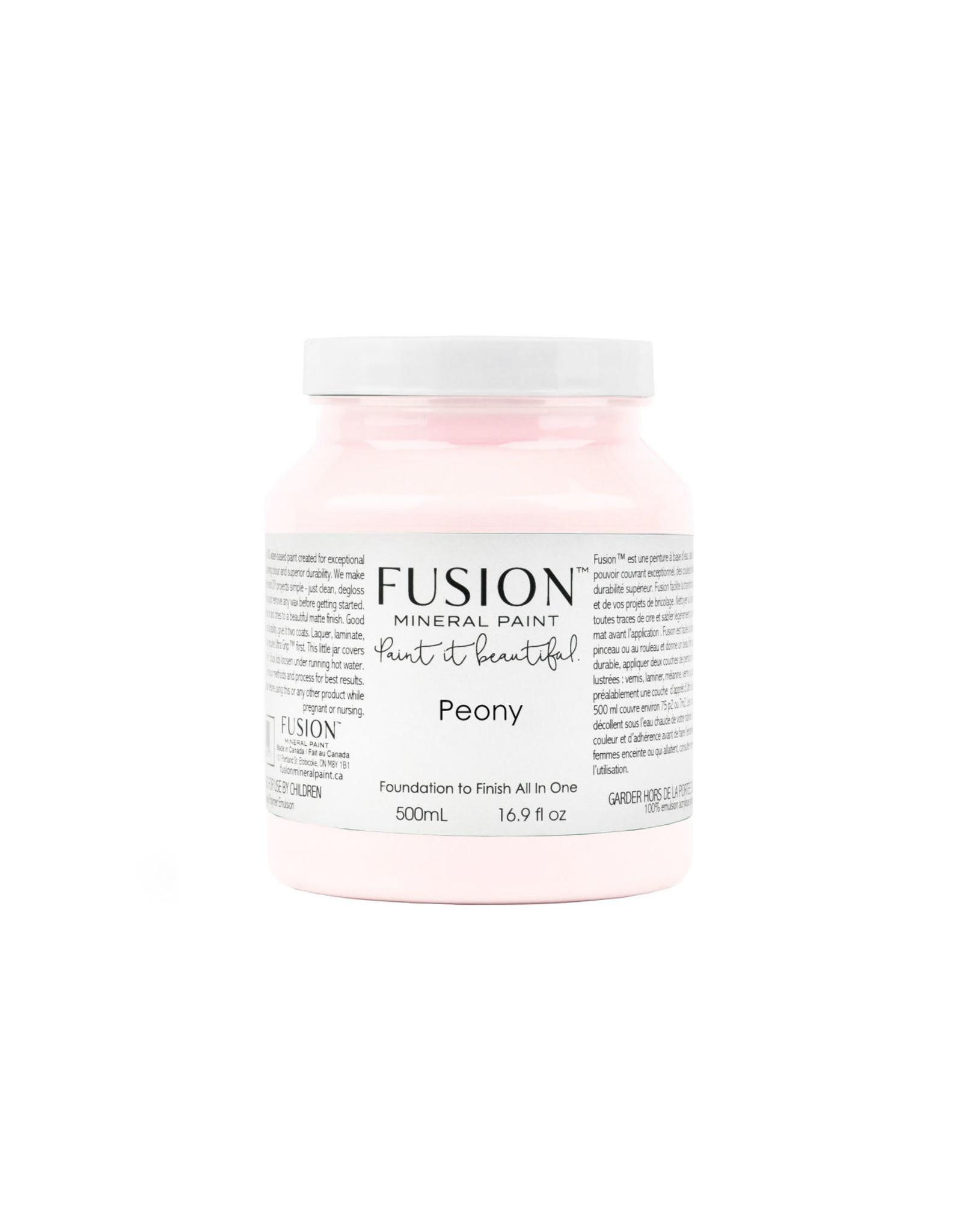 Fusion Mineral Paint Fusion Mineral Paint - Peony 500ml